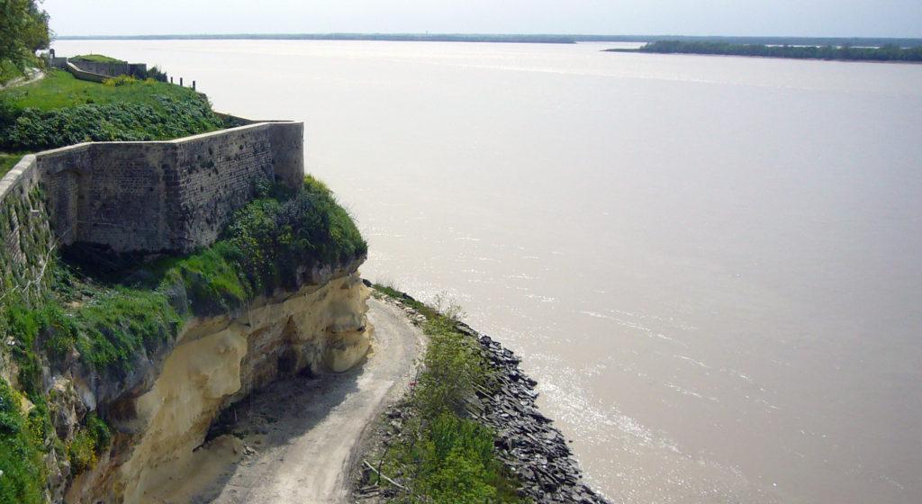 Conforter la Citadelle de Blaye